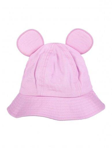 Rožinės spalvos kepurė Minnie Mouse 1241D201 2