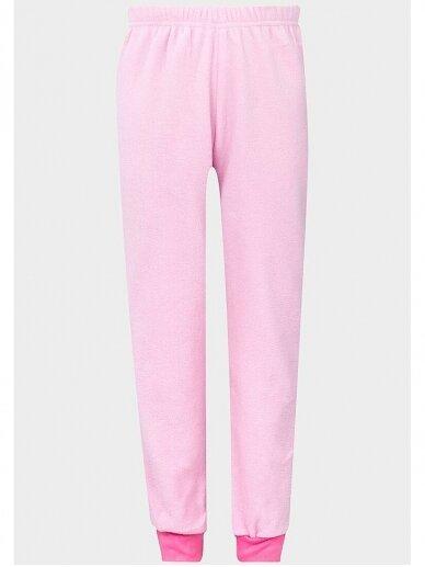 Rožinės spalvos pižama Hello Kitty 0100D25 3