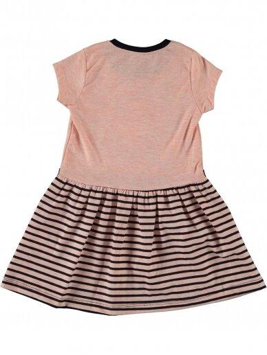 Rožinės spalvos vaikiška suknelė Stay Cool 1074D213 2