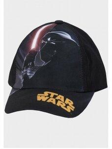 Star Wars juoda kepurė su snapeliu 1084D199
