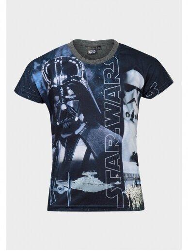Star Wars marškinėliai trumpomis rankovėmis 1025D190