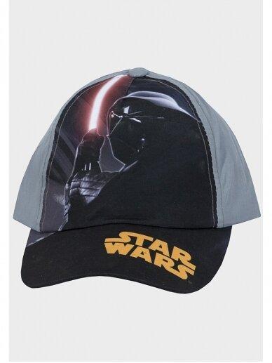 Star Wars pilka kepurė su snapeliu 1085D199