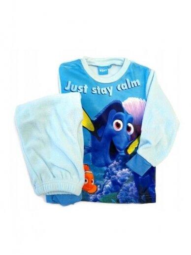 Šviesiai Mėlyna Pižama Finding Dory 0772D151