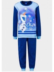 Tamsiai mėlyna pižama Frozen Olaf 0101D26