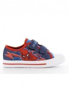 Tamsiai mėlyni laisvalaikio bateliai Spiderman 0463BD
