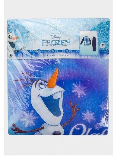 Tamsiai mėlyna pižama Frozen Olaf 0101D26 3