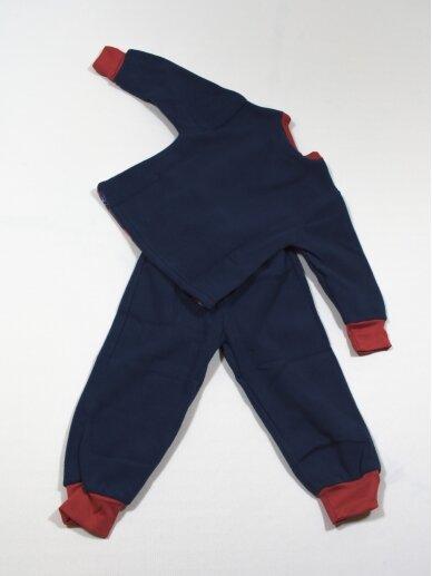 Tamsiai Mėlyna Pižama Marvel Avengers Assemble 0510D93 2