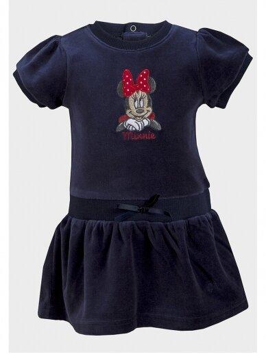 Tamsiai mėlyna suknelė Minnie Mouse 0959D180