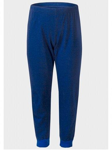 Tamsiai mėlyna vaikiška pižama Mickey Mouse 1071D198 2