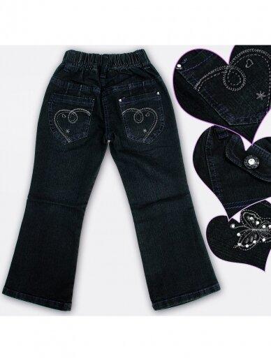 Tamsiai mėlyni džinsai Good Girl 0359D060