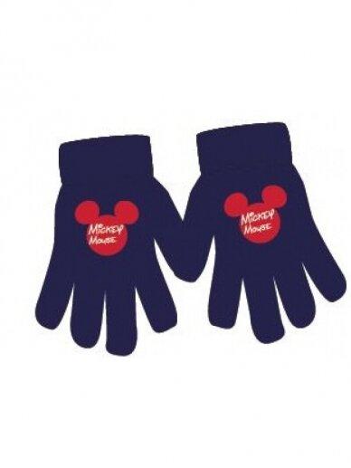 Tamsiai mėlynos pirštinės Mickey Mouse 1302D170
