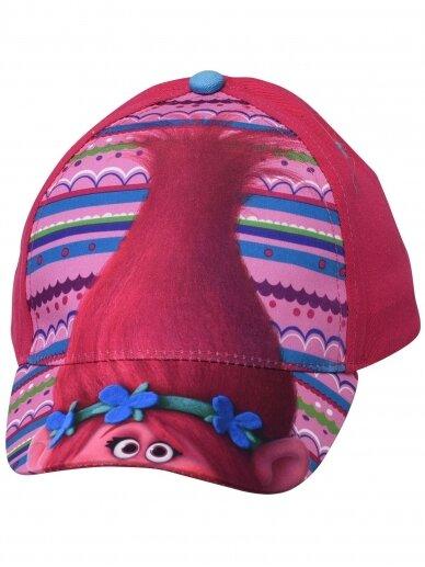 Trolls kepurė su snapeliu 1214D064