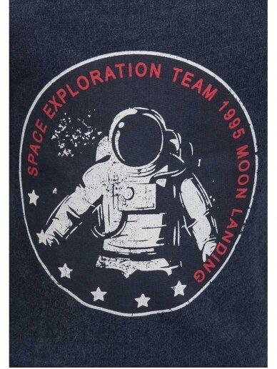 Vaikiškas plonas bliuzonas Astronautas 0331D056 2