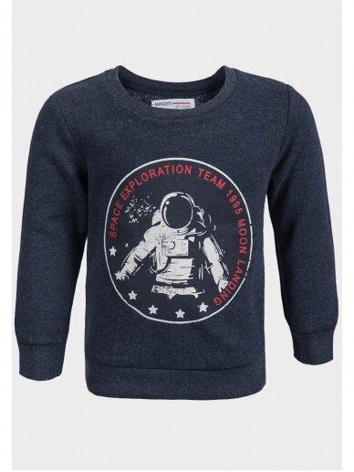 Vaikiškas plonas bliuzonas Astronautas 0331D056